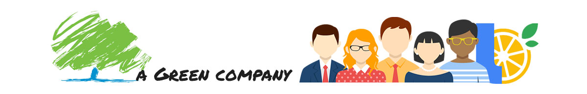 A Green Company